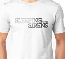Sleeping w/ Sirens Logo (W) Unisex T-Shirt