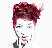 Amanda Palmer Edited Album Cover Unisex T-Shirt