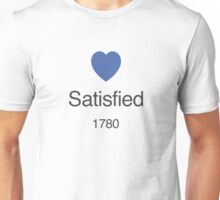 relationship status: satisfied Unisex T-Shirt