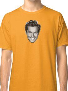 Matthew McConaugbae Classic T-Shirt