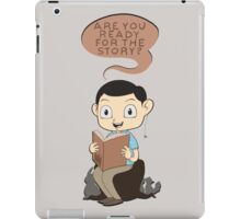 I'm The Storyteller iPad Case/Skin