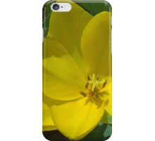 Not-So-Mellow Yellow iPhone Case/Skin