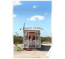 Magic Shop Photography Poster