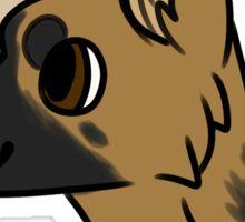 I <3 My German Shepherd Sticker