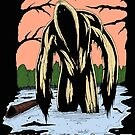 The Myakka Skunk Ape by MetalheadMerch