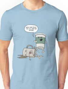 Move Over Decaf Unisex T-Shirt