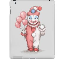 Plush Wayne Gacy  iPad Case/Skin