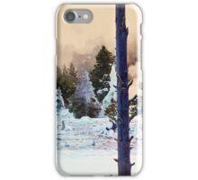 Morning Glory Trail, Wyoming _ American Cutouts iPhone Case/Skin