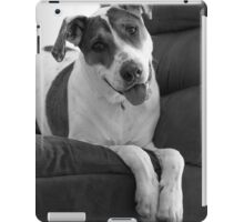 Playing it Cute, Beau the Bull Arab iPad Case/Skin