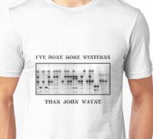 Western Blot Unisex T-Shirt
