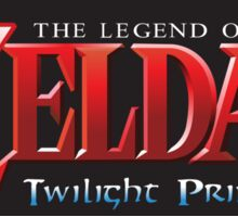 The Legend Of Zelda -Twilght PrincessHD Sticker
