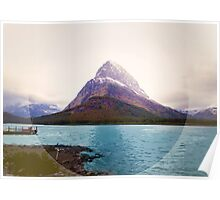 Many Glacier, Montana _ American Cutouts Poster