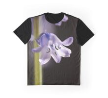 Bright and Happy as a Bluebell Graphic T-Shirt