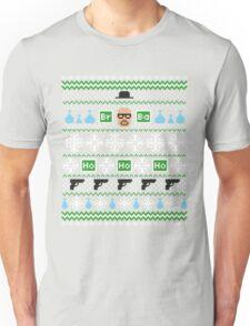 Heisenberg Holiday Sweater + Card Unisex T-Shirt