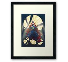 Doctor Strange - Sanctum Sanctorum Framed Print