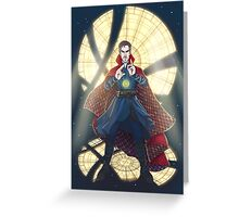 Doctor Strange - Sanctum Sanctorum Greeting Card
