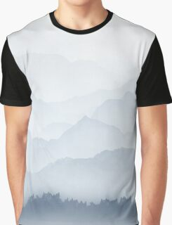 The Misty Mountains Graphic T-Shirt