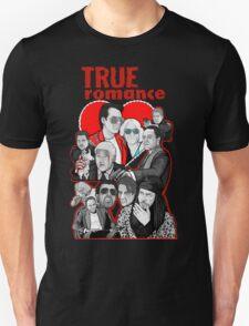 True Romance character collage art T-Shirt
