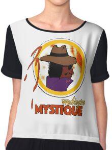 The Washington Mystique Chiffon Top