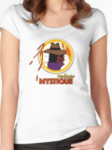The Washington Mystique Women's Fitted Scoop T-Shirt