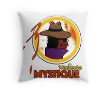 The Washington Mystique Throw Pillow