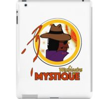 The Washington Mystique iPad Case/Skin