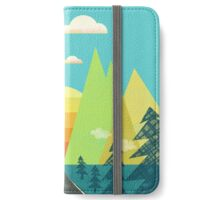 the Long Road iPhone Wallet/Case/Skin