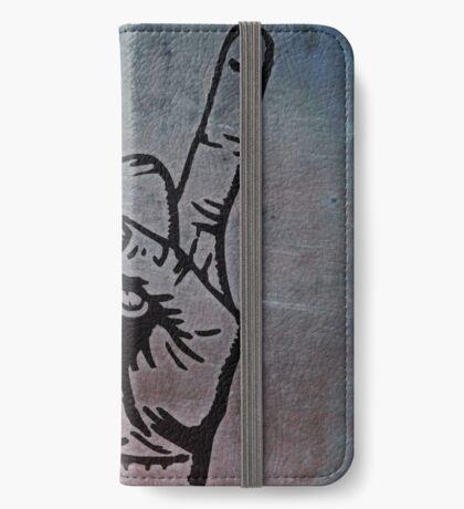 Devilhand - Pommesgabel iPhone Wallet/Case/Skin