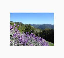 Purple Flowers 03.25.2016 0652 Unisex T-Shirt
