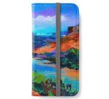 Along Colorado River - Utah iPhone Wallet/Case/Skin