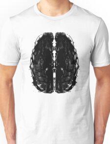 Inkblot Brain Unisex T-Shirt