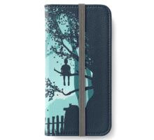Don't Look Back In Anger iPhone Wallet/Case/Skin