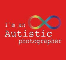 Autistic Photographer One Piece - Long Sleeve