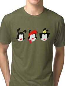Animaniacs Trio Tri-blend T-Shirt