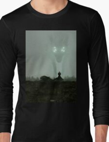 He who hunts alone Long Sleeve T-Shirt