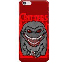 Critters Crite shirt 80s horror cult classic iPhone Case/Skin