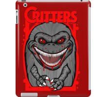 Critters Crite shirt 80s horror cult classic iPad Case/Skin