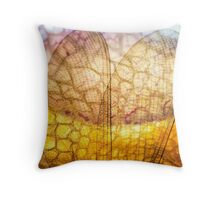 Before the Nightingale Sings Throw Pillow