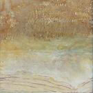 Abstract landscape by Lyn Fabian