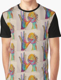 MOTHER - American Sign Language ASL Graphic T-Shirt