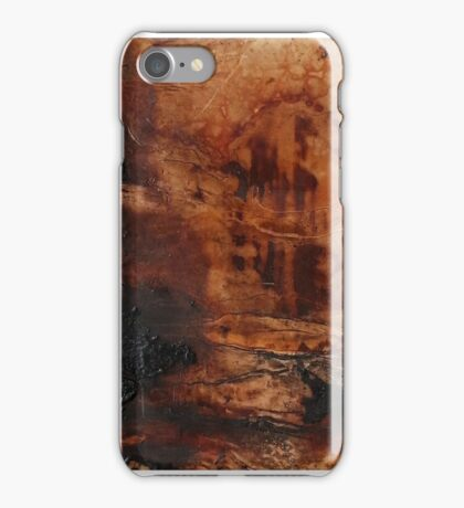 Extracts from the past iPhone Case/Skin