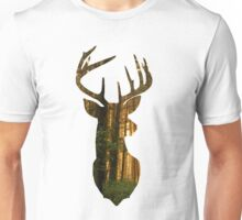 Forest Deer Unisex T-Shirt