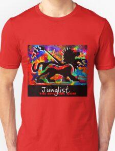 THE SPILT INK. Junglist Unisex T-Shirt