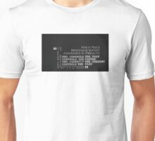 From 1984 - G. Orwell Unisex T-Shirt
