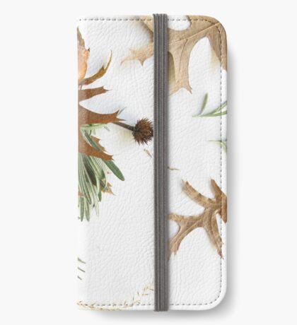 Acorn fairy iPhone Wallet/Case/Skin