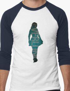 EVERLONG GIRL Men's Baseball ¾ T-Shirt