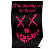 My Pudding Poster