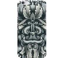 Filigree Leaves Forest Creature Beast Variant iPhone Case/Skin