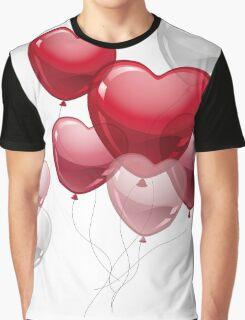 Love Balloon Graphic T-Shirt