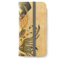 Nefertiti iPhone Wallet/Case/Skin